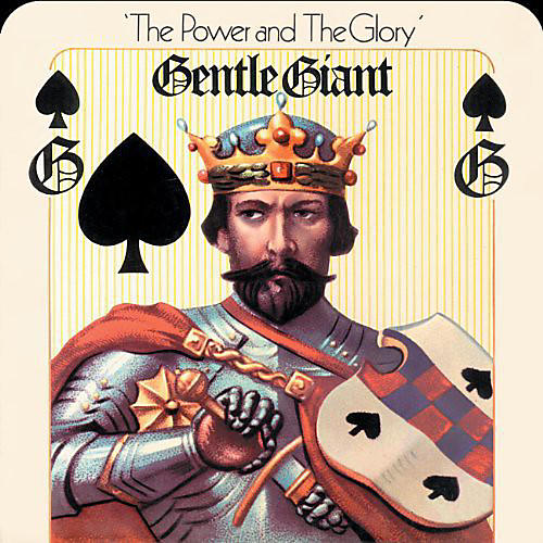 Alliance Gentle Giant - The Power and The Glory