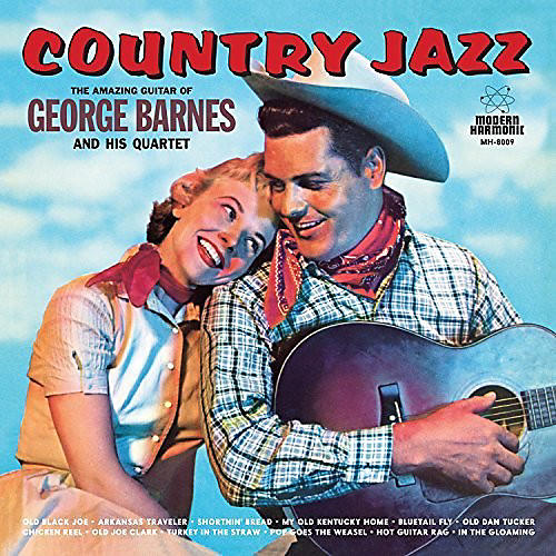 Alliance George Barnes - Country Jazz