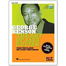 Hal Leonard George Benson - The Art of Jazz Guitar Book/Video Online