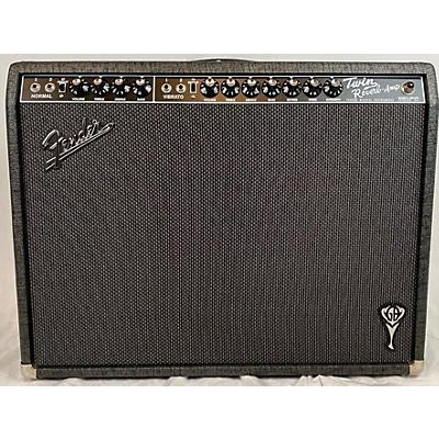 Fender George Benson 65 Twin Reverb Tube Guitar Combo Amp