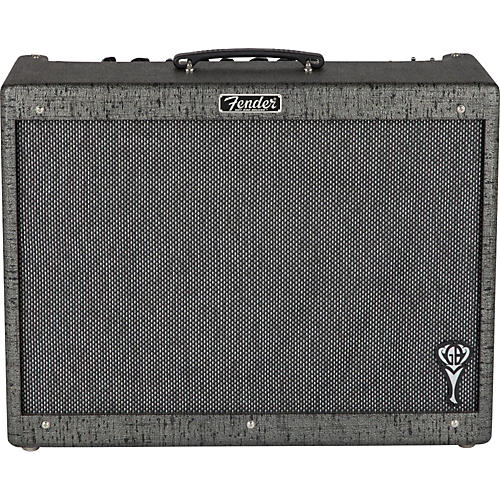 Fender George Benson Hot Rod Deluxe 40W Tube Guitar Combo Amp Condition 1 - Mint Black