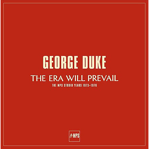 Alliance George Duke - The Era Will Prevail