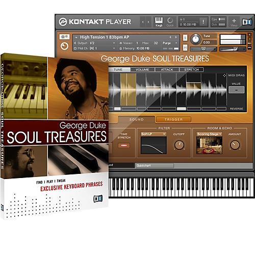 Native Instruments George Duke Soul Treasures