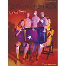 Hal Leonard George Harrison - Brainwashed Piano, Vocal, Guitar Songbook