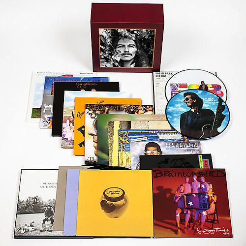 Alliance George Harrison - The Vinyl Collection