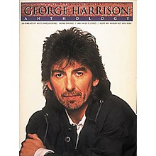 Hal Leonard George Harrison Anthology Songbook