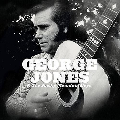 Alliance George Jones - George Jones & The Smoky Mountain Boy