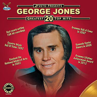 George Jones - Greatest 20 Top Hits