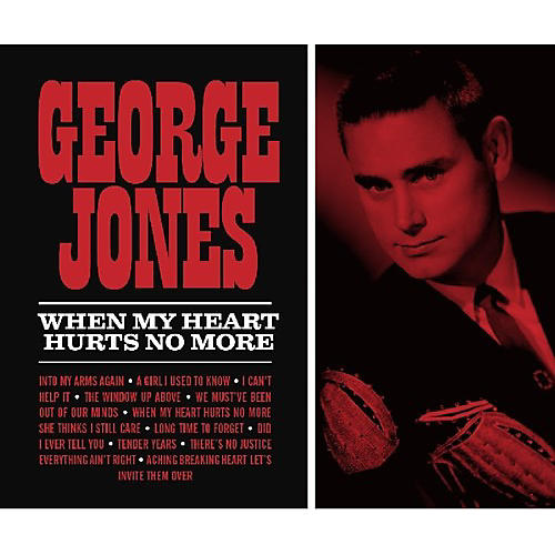 Alliance George Jones - When My Heart Hurts No More