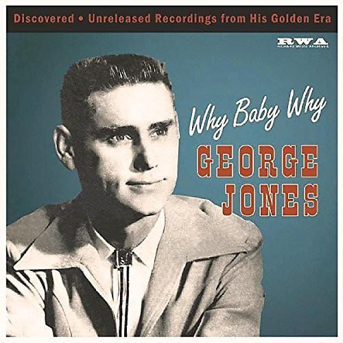 Alliance George Jones - Why Baby Why