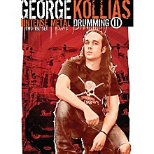 Hal Leonard George Kollias: Intense Metal Drumming II (2-DVD)