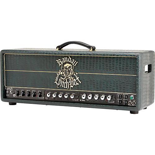 Randall George Lynch Signature Lynch Box Series RM100LB3 100W Rackmount Tube Guitar Amp Head