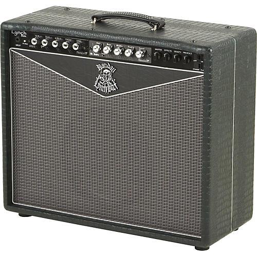 Randall George Lynch Signature Lynch Box Series RM50 50W 1x12 Tube Guitar Combo Amp