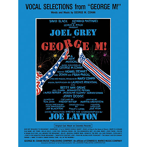 Hal Leonard George M! Vocal Selections Series