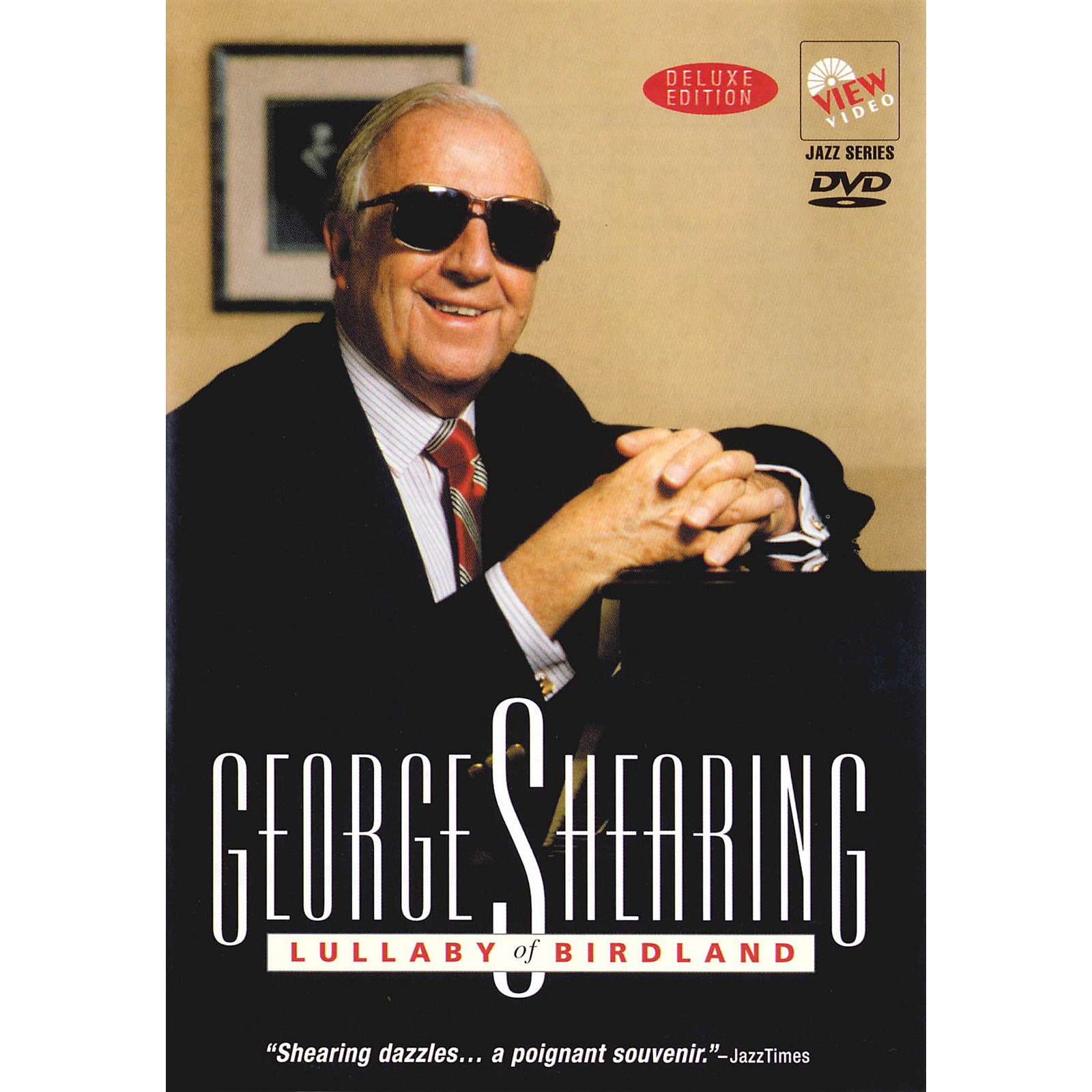 View Video George Shearing - Lullaby of Birdland DVD Series DVD Performed by George Shearing