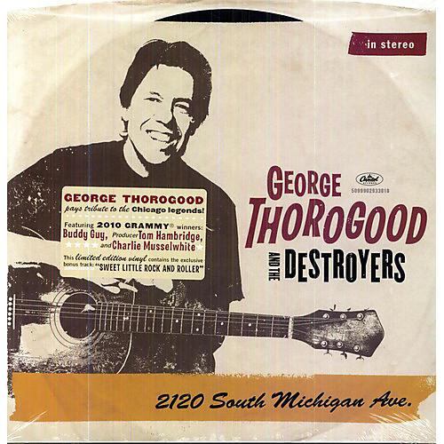 Alliance George Thorogood - 2120 South Michigan Ave