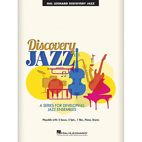 Hal Leonard Georgia on My Mind Jazz Band Level 1-2 by Ray Charles Arranged by Michael Sweeney