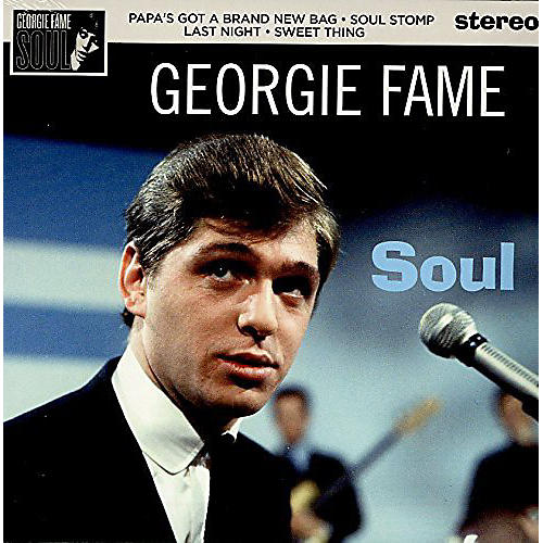 Alliance Georgie Fame - Soul