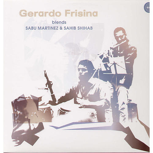 Alliance Gerardo Frisina - Gerardo Frisina Blends Sabu