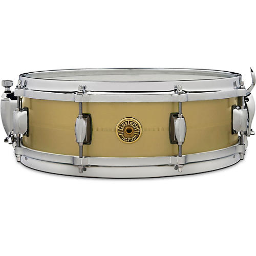 Gretsch Drums Gergo Borlai Signature Snare Drum 14 x 4.25 in. Brass