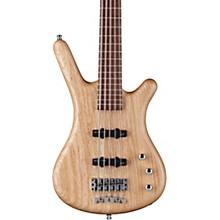 Warwick German Pro Series Corvette Ash Passive 5-String Electric Bass Guitar