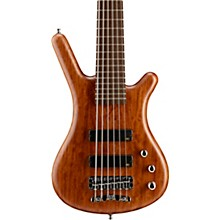 Warwick German Pro Series Corvette Bubinga Active 6-String Electric Bass Guitar