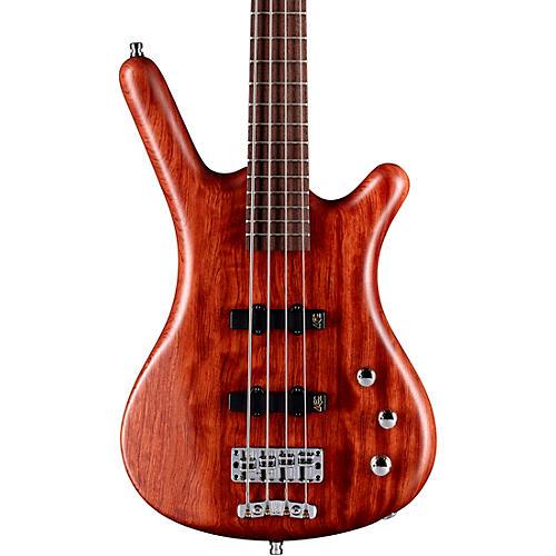 Warwick German Pro Series Corvette Bubinga Active Electric Bass Guitar