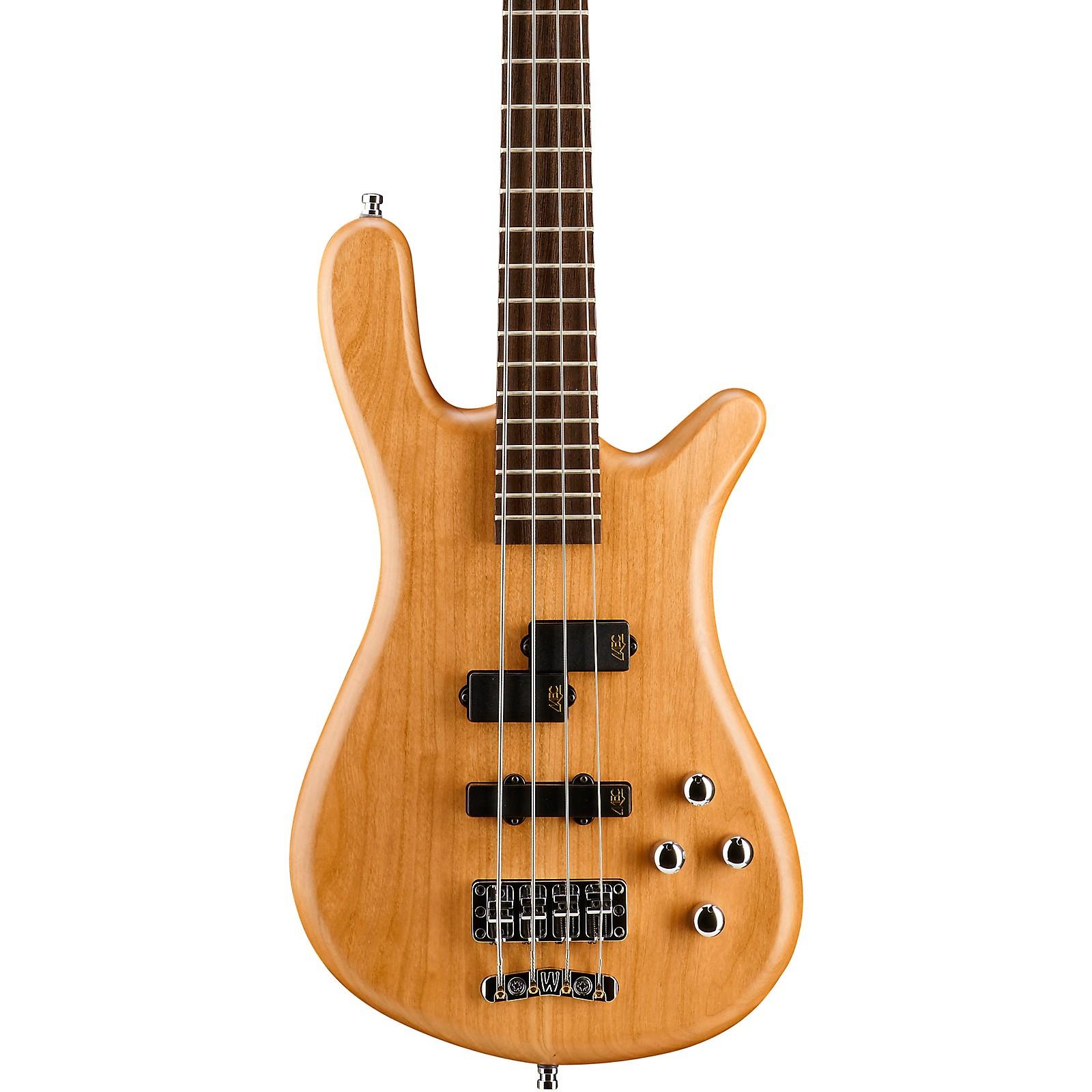 Warwick German Pro Series Streamer LX Electric Bass Guitar