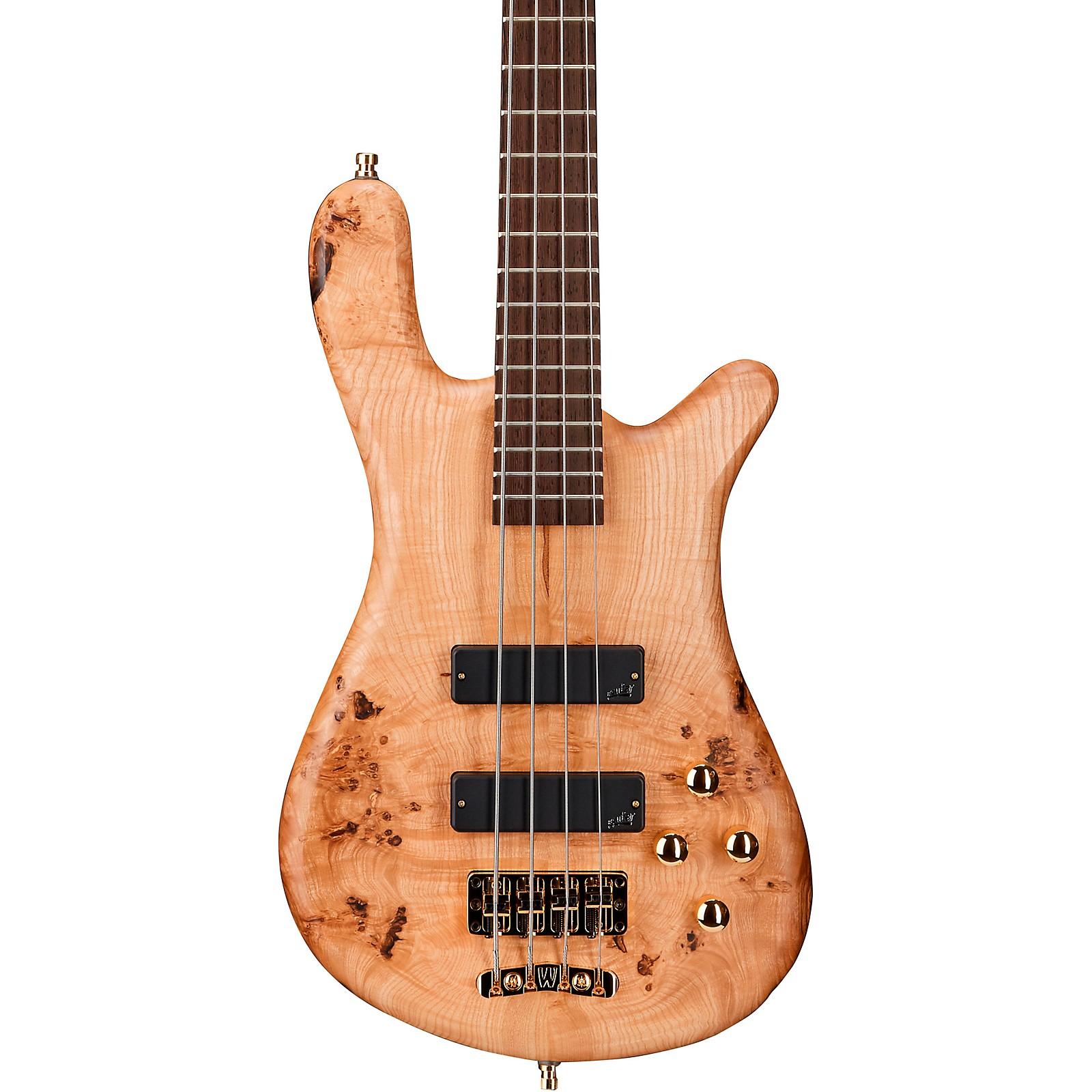 Warwick German Pro Series Streamer STI 4-String Bass Limited Edition