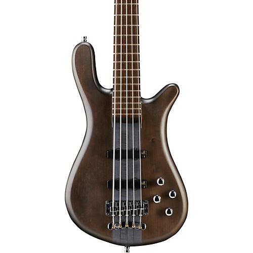 Warwick German Pro Series Streamer Stage I 5-String Electric Bass Guitar