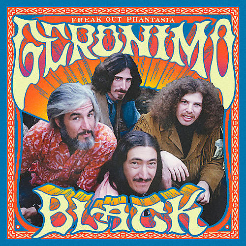 Alliance Geronimo Black - Freak Out Phantasia