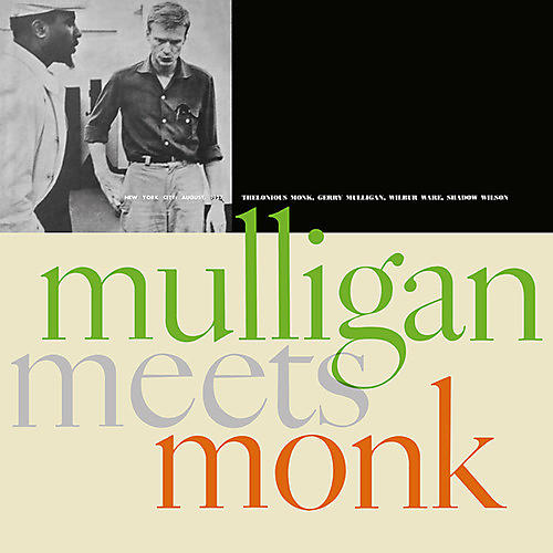 Alliance Gerry Mulligan - Mulligan Meets Monk