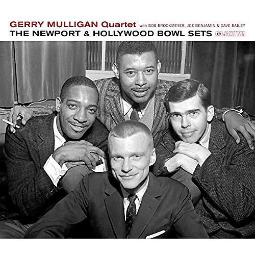 Alliance Gerry Mulligan Quartet - Newport & Hollywood Bowl Sets