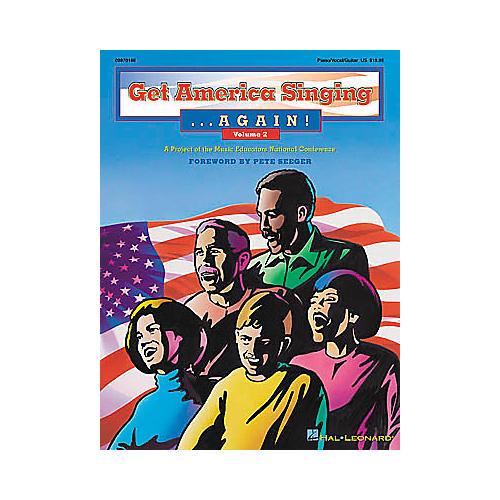 Hal Leonard Get America Singing...Again! - Volume 2 for Piano/Conductor