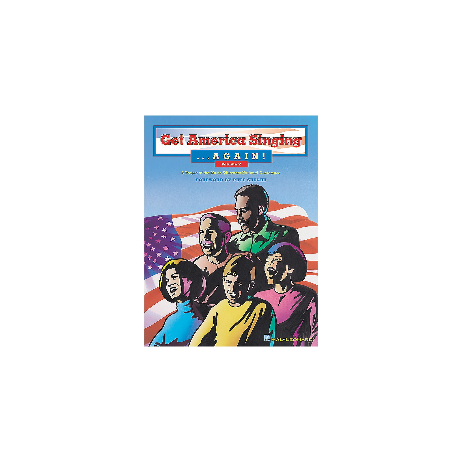 Hal Leonard Get America Singing...Again! Volume 2, Singer 10-Pack