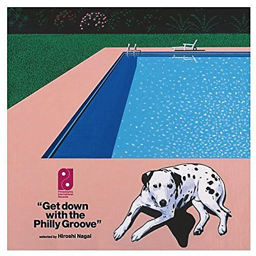 Alliance Get Down with the Philly Groove (Hiroshi Nagai) - Get Down With The Philly Groove (Selected Hiroshi Nagai) / Various