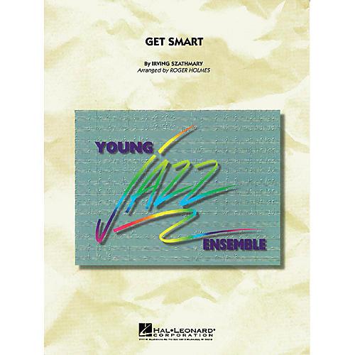 Hal Leonard Get Smart Jazz Band Level 3 Arranged by Roger Holmes