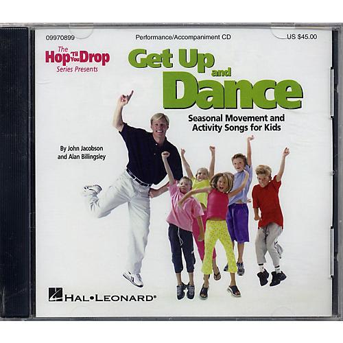 Hal Leonard Get Up and Dance