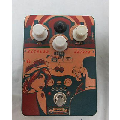 Orange Amplifiers Getaway Driver Effect Pedal
