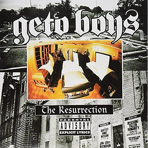 Alliance Geto Boys - Resurrection