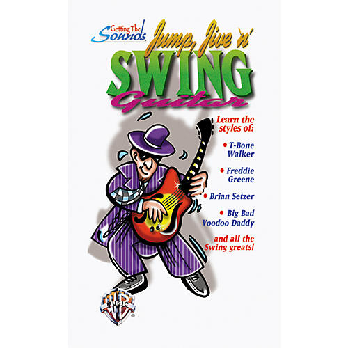 Alfred Getting The Sound - Jump, Jive 'n' Swing Guitar (Video)