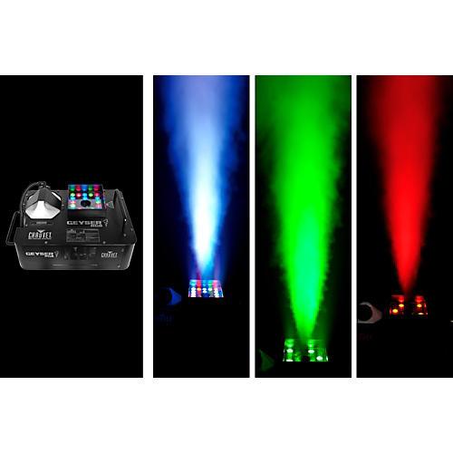 CHAUVET DJ Geyser RGB Fogger Effect