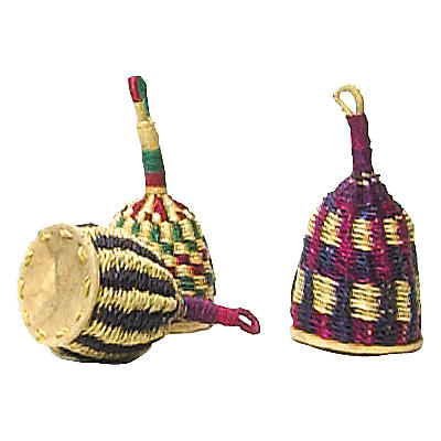 Overseas Connection Ghana Traditional Caxixi Rattle