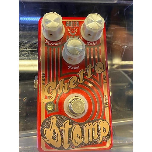 Ghetto Stomp Effect Pedal