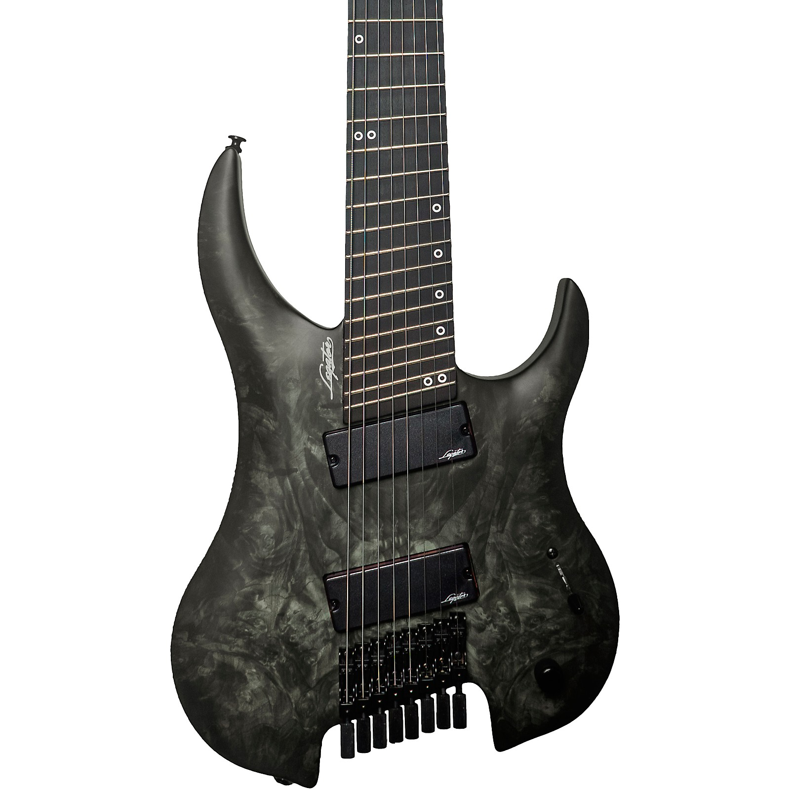 Legator Ghost Overdrive 8 Multi-Scale Electric Guitar