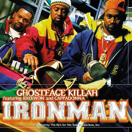 Alliance Ghostface Killah - Ironman
