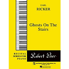 Lee Roberts Ghosts on the Stairs Pace Piano Education Series Composed by Earl Ricker