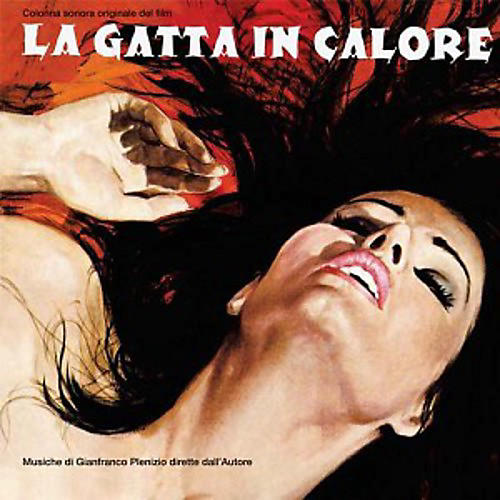 Alliance Gianfranco Plenizio - La Gatta in Calore (Original Soundtrack)