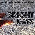 Alliance Giant Panda Guerilla Dub Squad - Bright Days thumbnail