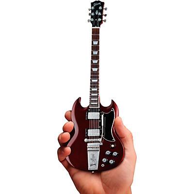Axe Heaven Gibson 1964 SG Standard Cherry Officially Licensed Miniature Guitar Replica